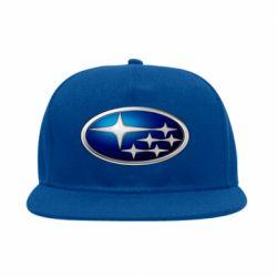 Снепбек Subaru 3D Logo - FatLine