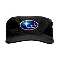 Кепка милитари Subaru 3D Logo