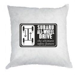 Подушка Subaru All-Wheel - FatLine
