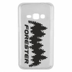 Чехол для Samsung J1 2016 Subaru Forester