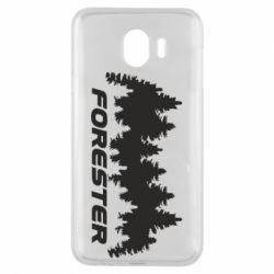 Чехол для Samsung J4 Subaru Forester