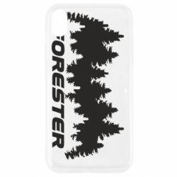 Чехол для iPhone XR Subaru Forester
