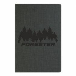 Блокнот А5 Subaru Forester