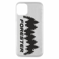 Чехол для iPhone 11 Pro Subaru Forester