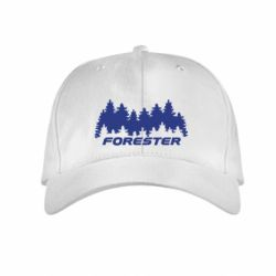 Детская кепка Subaru Forester