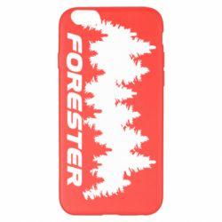 Чехол для iPhone 6 Plus/6S Plus Subaru Forester
