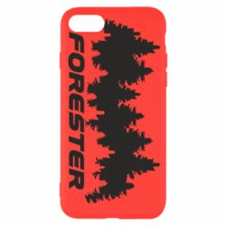 Чехол для iPhone 8 Subaru Forester
