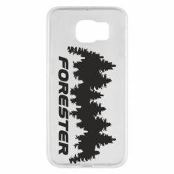 Чехол для Samsung S6 Subaru Forester