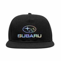 Снепбек Subaru  Голограмма