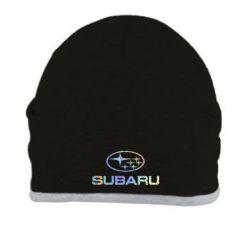 Шапка Subaru  Голограма