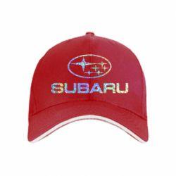 Кепка Subaru  Голограмма