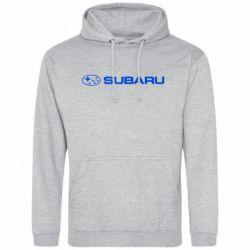 Толстовка Subaru logo - FatLine