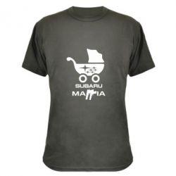 Камуфляжная футболка Subaru Mafia