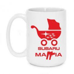 Кружка 420ml Subaru Mafia