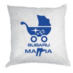 Подушка Subaru Mafia