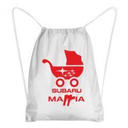 Рюкзак-мешок Subaru Mafia