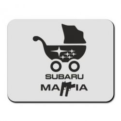 Коврик для мыши Subaru Mafia