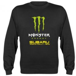 Реглан (свитшот) Subaru Monster Energy
