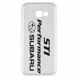 Чохол для Samsung A5 2017 Subaru STI