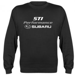 Реглан (свитшот) Subaru STI