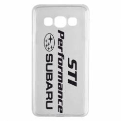 Чохол для Samsung A3 2015 Subaru STI