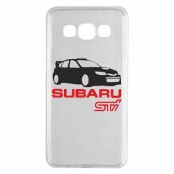 Чехол для Samsung A3 2015 Subaru STI
