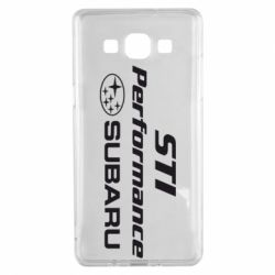 Чехол для Samsung A5 2015 Subaru STI