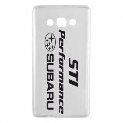 Чохол для Samsung A7 2015 Subaru STI