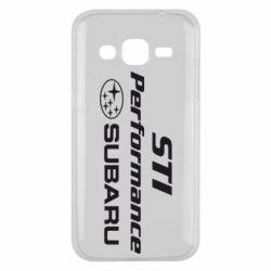 Чохол для Samsung J2 2015 Subaru STI