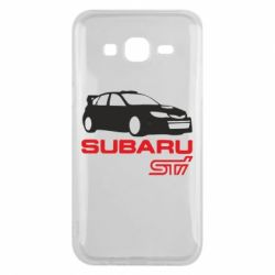 Чехол для Samsung J5 2015 Subaru STI