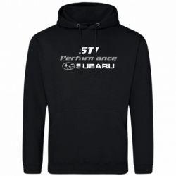 Чоловіча толстовка Subaru STI