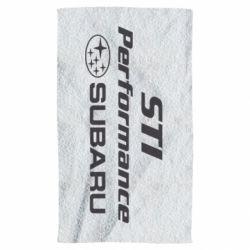 Полотенце Subaru STI