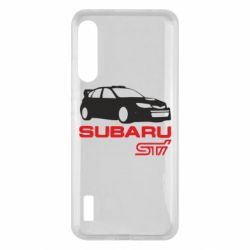 Чохол для Xiaomi Mi A3 Subaru STI