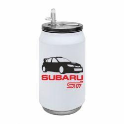 Термобанка 350ml Subaru STI