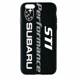 Чохол для iPhone 6/6S Subaru STI