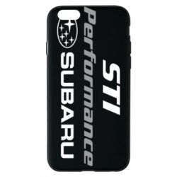 Чехол для iPhone 6/6S Subaru STI