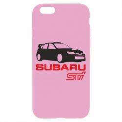 Чохол для iPhone 6/6S Subaru STI