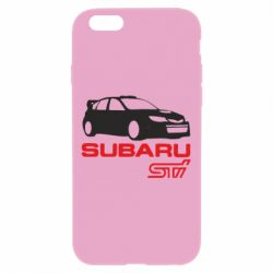 Чохол для iPhone 6 Plus/6S Plus Subaru STI