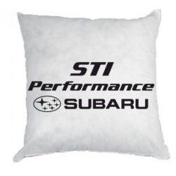 Подушка Subaru STI