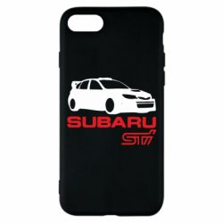 Чохол для iPhone 8 Subaru STI