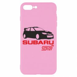 Чохол для iPhone 8 Plus Subaru STI
