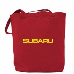 Сумка Subaru - FatLine
