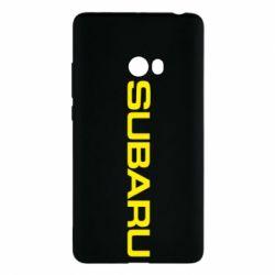 Чохол для Xiaomi Mi Note 2 Subaru