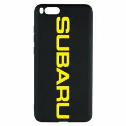 Чохол для Xiaomi Mi Note 3 Subaru