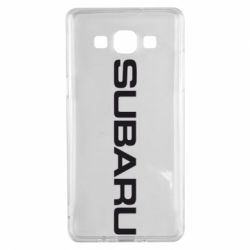 Чохол для Samsung A5 2015 Subaru