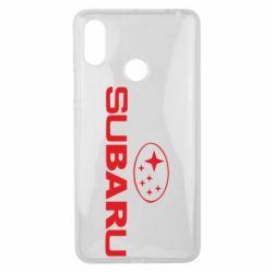 Чехол для Xiaomi Mi Max 3 Subaru - FatLine