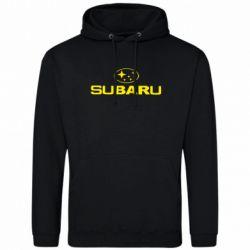 Мужская толстовка Subaru