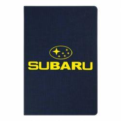 Блокнот А5 Subaru