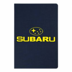 Блокнот А5 Subaru - FatLine