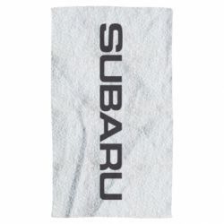 Рушник Subaru